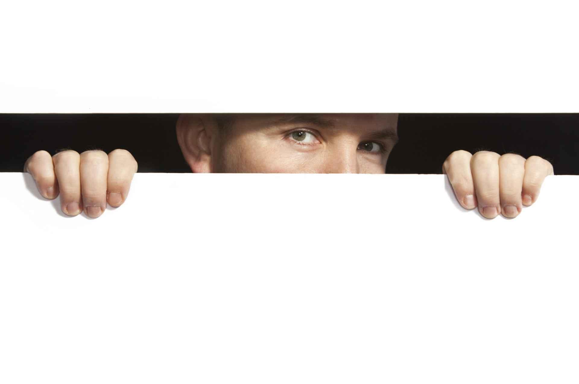De grootste voyeur ter wereld SDC.com