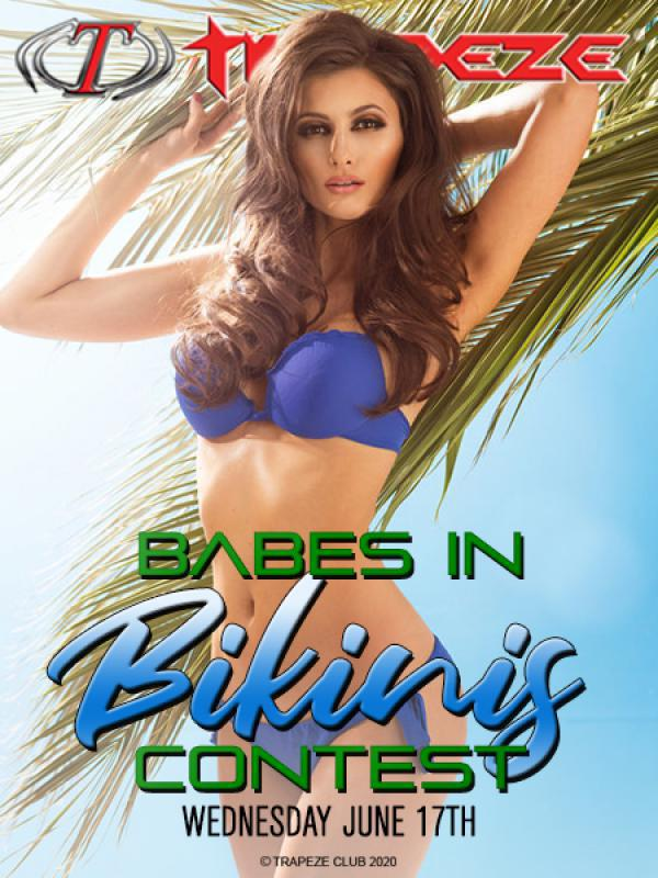 Babes In Bikinis - TRAPEZE CLUB-Jun 17, 2020 SDC.com