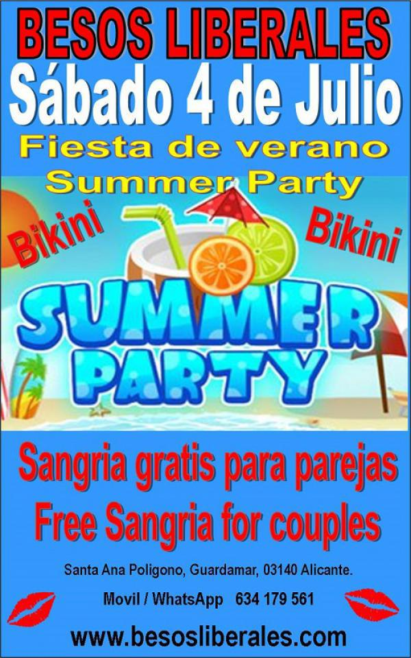 BESOS SUMER PARTY-Jul 04, 2020 SDC.com
