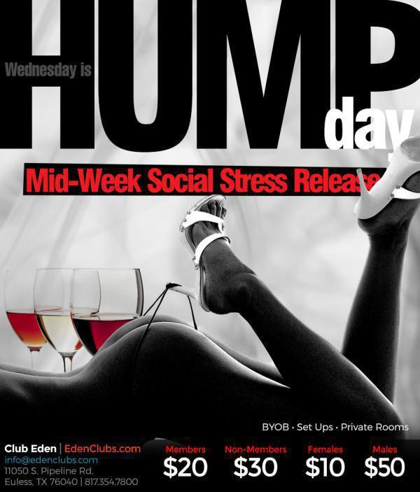 Hump Day - Eden DFW-Jun 17, 2020 SDC.com