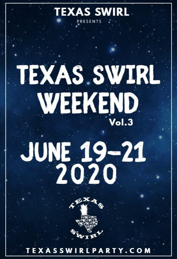 TEXAS SWIRL presents WEEKEND Vol-3-Jun 19, 2020 SDC.com
