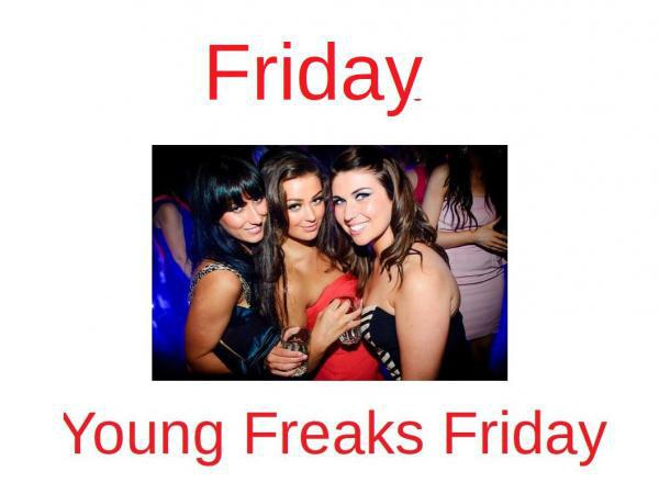 Young Freaks Friday - CLOSE ENCOUNTERS-Jun 19, 2020 SDC.com