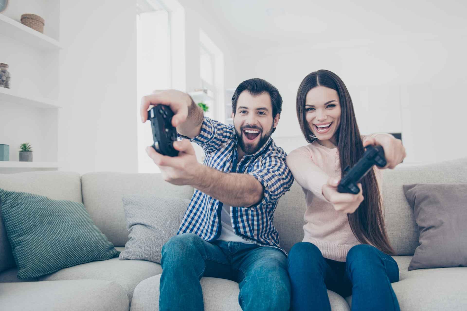 5 Lezioni per imparare l'amore dai videogiochi SDC.com