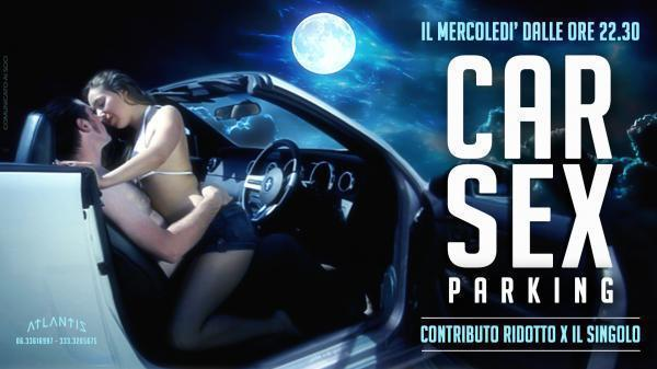 Car Sex Parking-Aug 05, 2020 SDC.com