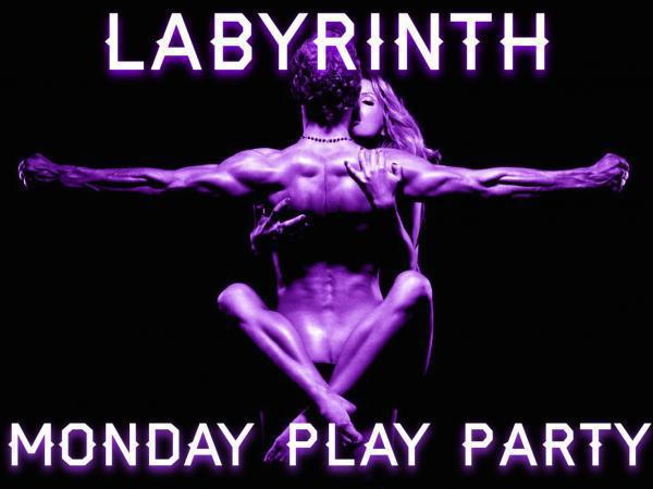 Club Labyrinth Monday Night Play Party - MIDTOWN LOCATION - ON-PREMISE-Aug 03, 2020 SDC.com