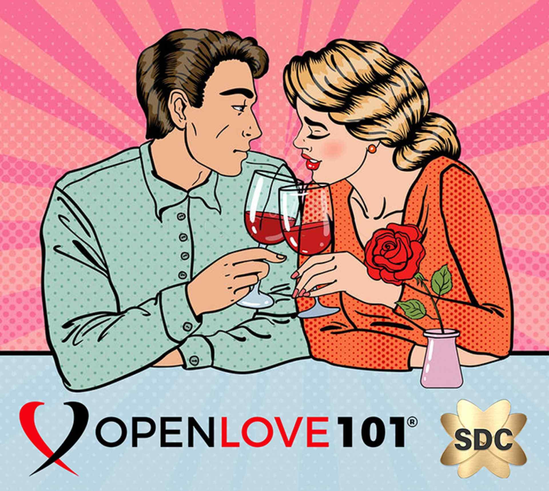Openlove 101 Guide du club de style de vie pour débutants SDC