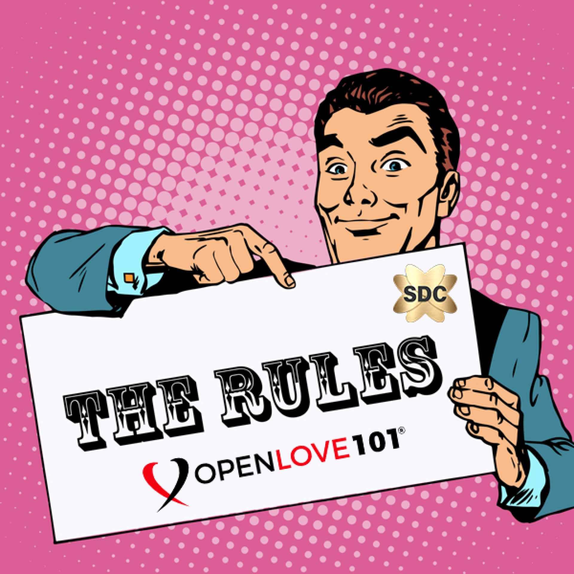 Règles du guide Openlove 101 SDC Newbie Lifestyle Club