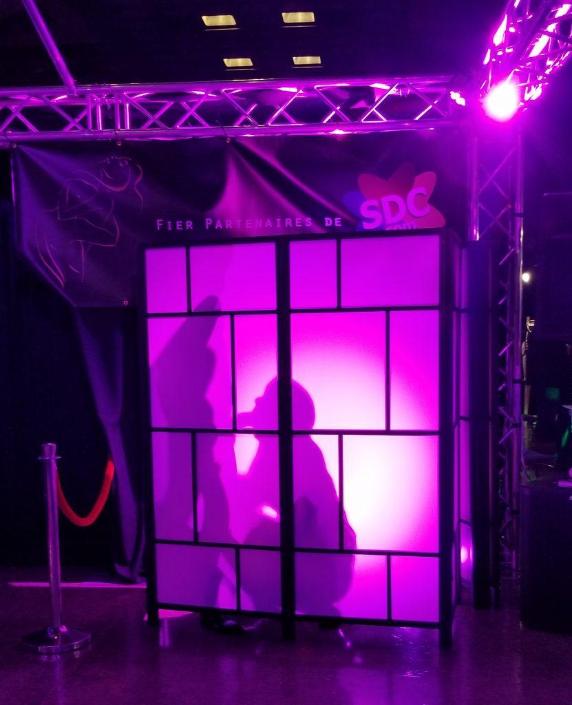 L'Orage SDC Salon de l'Amour et de la Seduction Montreal Lexi Sylver