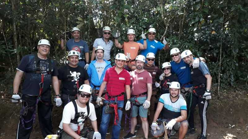 Costa Rica Team Building 2019
