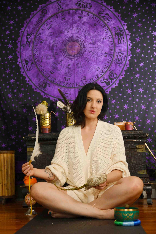 SDC ASN Lifestyle Magazin Taara Rose Sex Ununterbrochene Spirituelle Schlampe Einflussreiche Swingerinnen