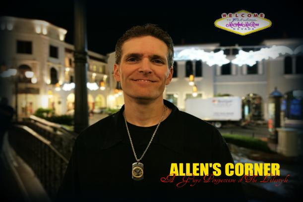 Allen's Corner for ASN Lifestyle Magazine