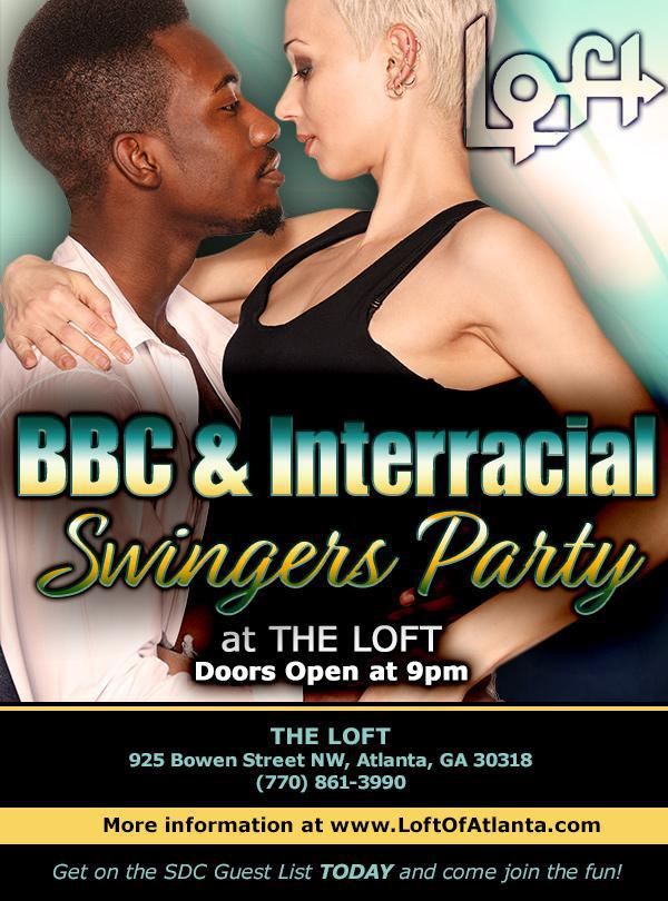 BBC and Interracial Swingers Party at The Loft-Oct 21, 2020 SDC.com