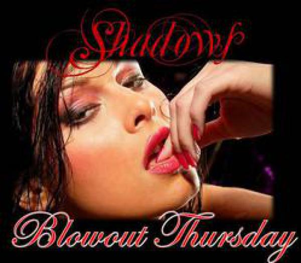 Gloryhole Blowout Thursday - Shadows-Oct 22, 2020 SDC.com