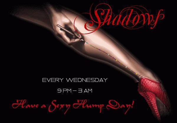 Hump Day Wednesday - Shadows-Oct 14, 2020 SDC.com
