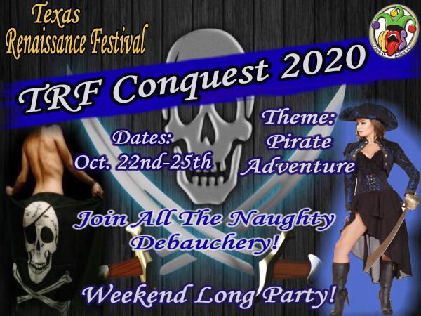 KOS---s Texas Renaissance Festival Conquest 2020-Oct 22, 2020 SDC.com