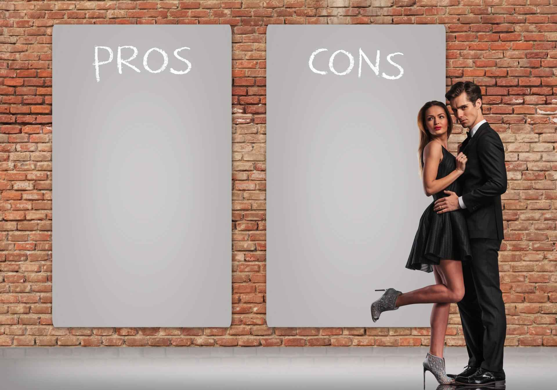 Sesso Occasionale: I pro e i contro SDC.com