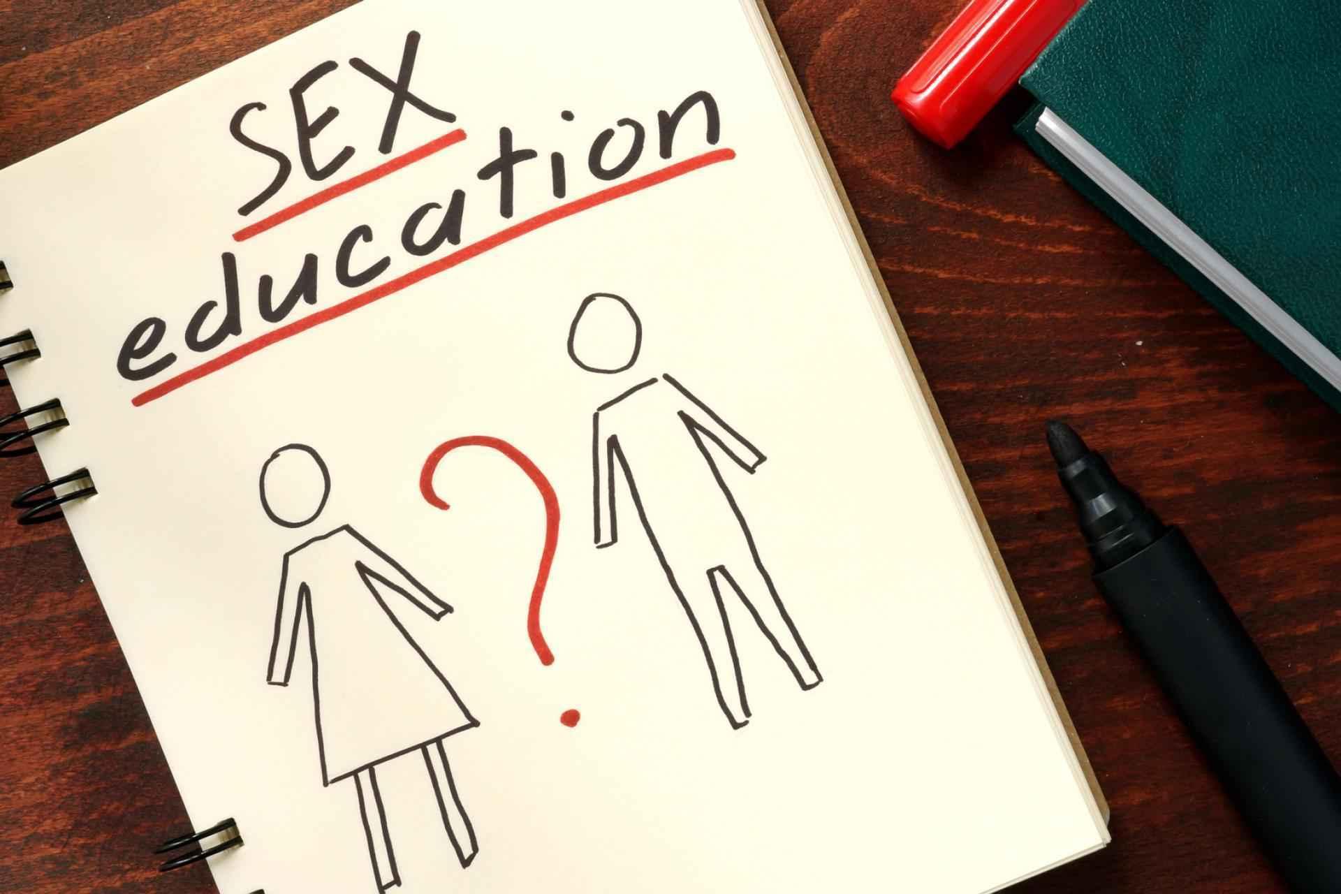 Sex Erziehung bitte! SDC.com