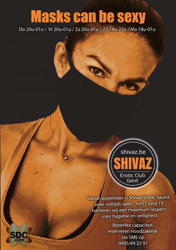 Shivaz - Donderdag t-m zondag geopend--Oct 11, 2020 SDC.com