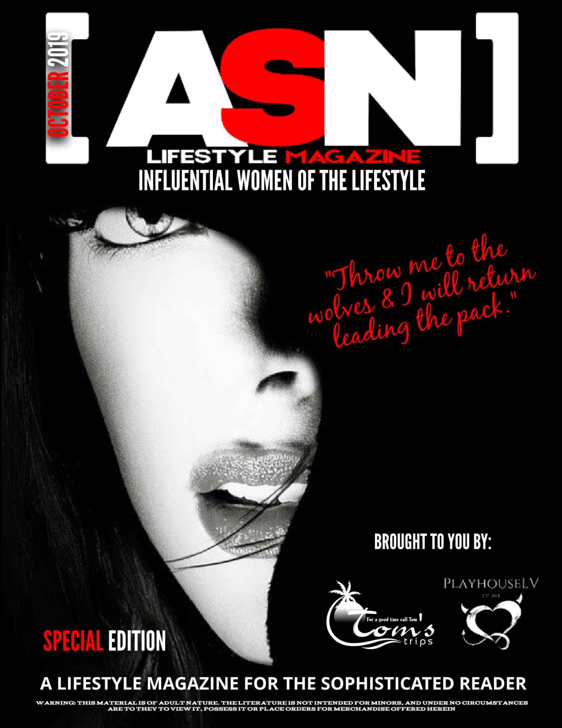 Taara, una donna più influente dello stile di vita dell'ASN SDC.com
