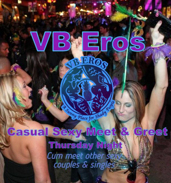 VB Eros Casual Sexy Meet - Greet-Oct 22, 2020 SDC.com
