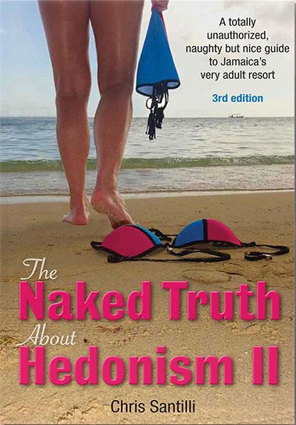 ASN Chris Santilli Naked Truth Hedonism II