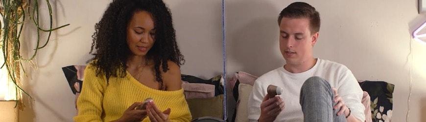 """VIDEO: BedBabbels #28: BLACK FRIDAY! """"Ik zie er te lief uit voor het soort seks wat ik lekker vind."""""""