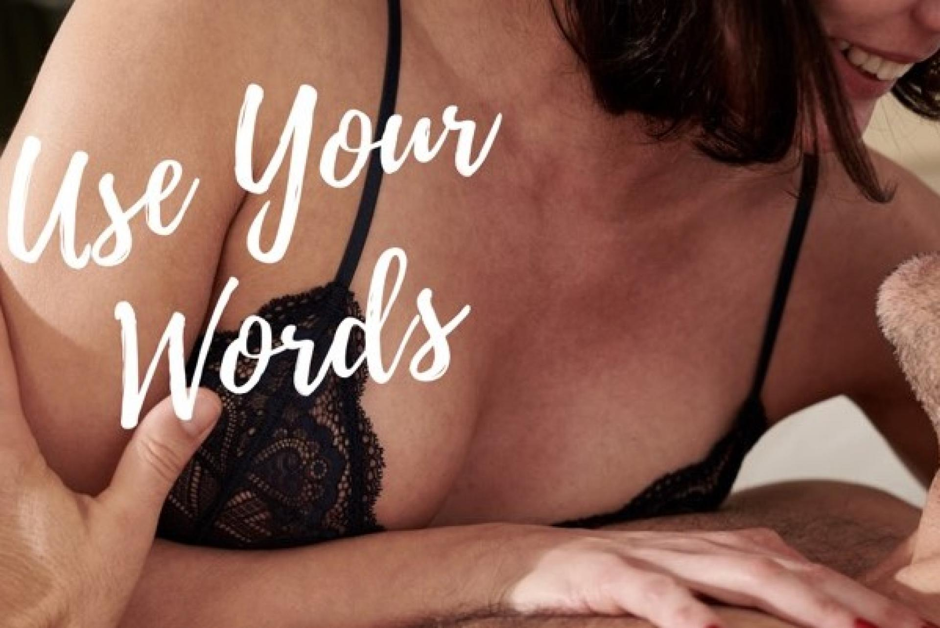 SDC 2HotWives Use Your Words Podcast Swingers Open Lifestyle Communication
