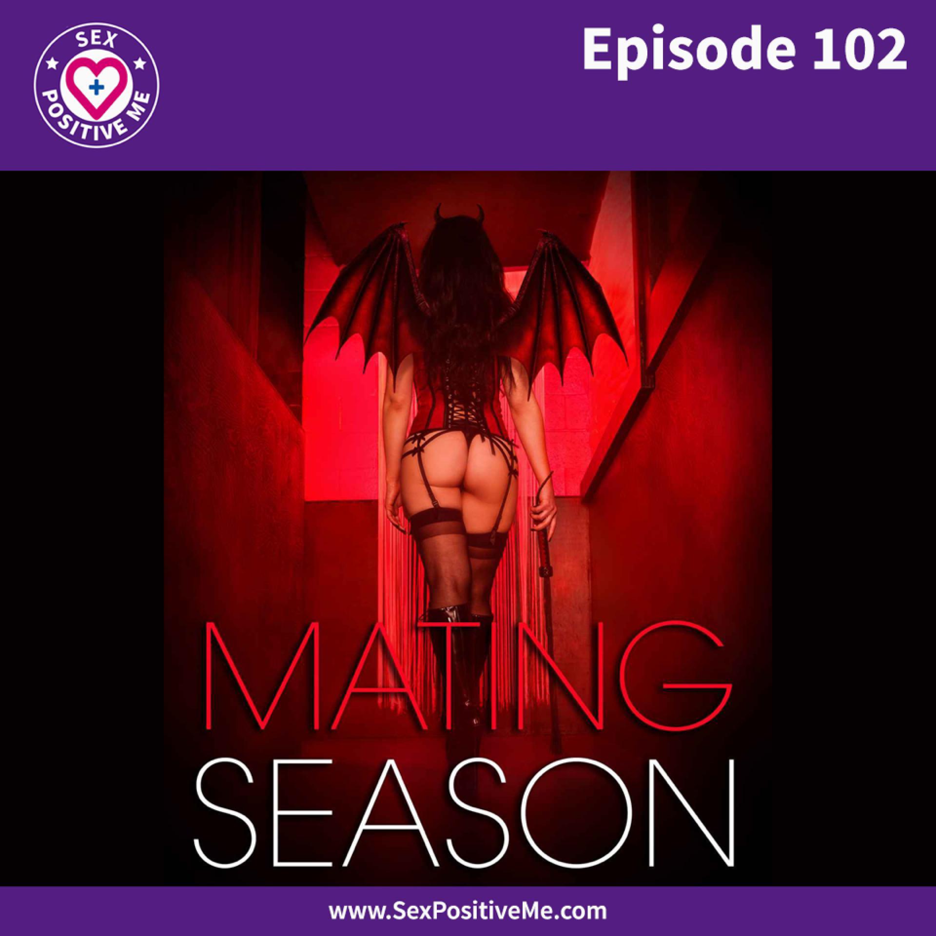 SDC Sex Positive Me Podcast Lexi Sylver Mating Season Erotic Short Stories Book Cover
