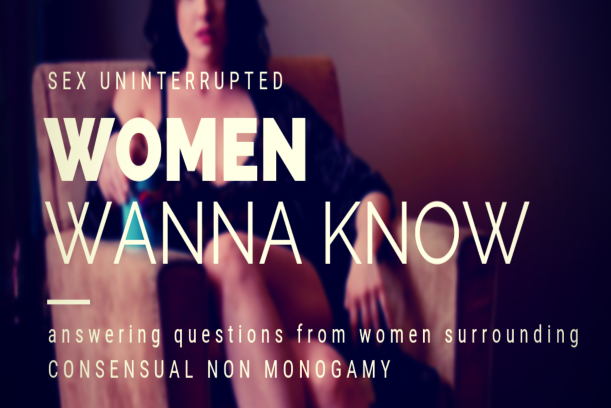 Women Wanna Know: How to Be Open During a Pandemic