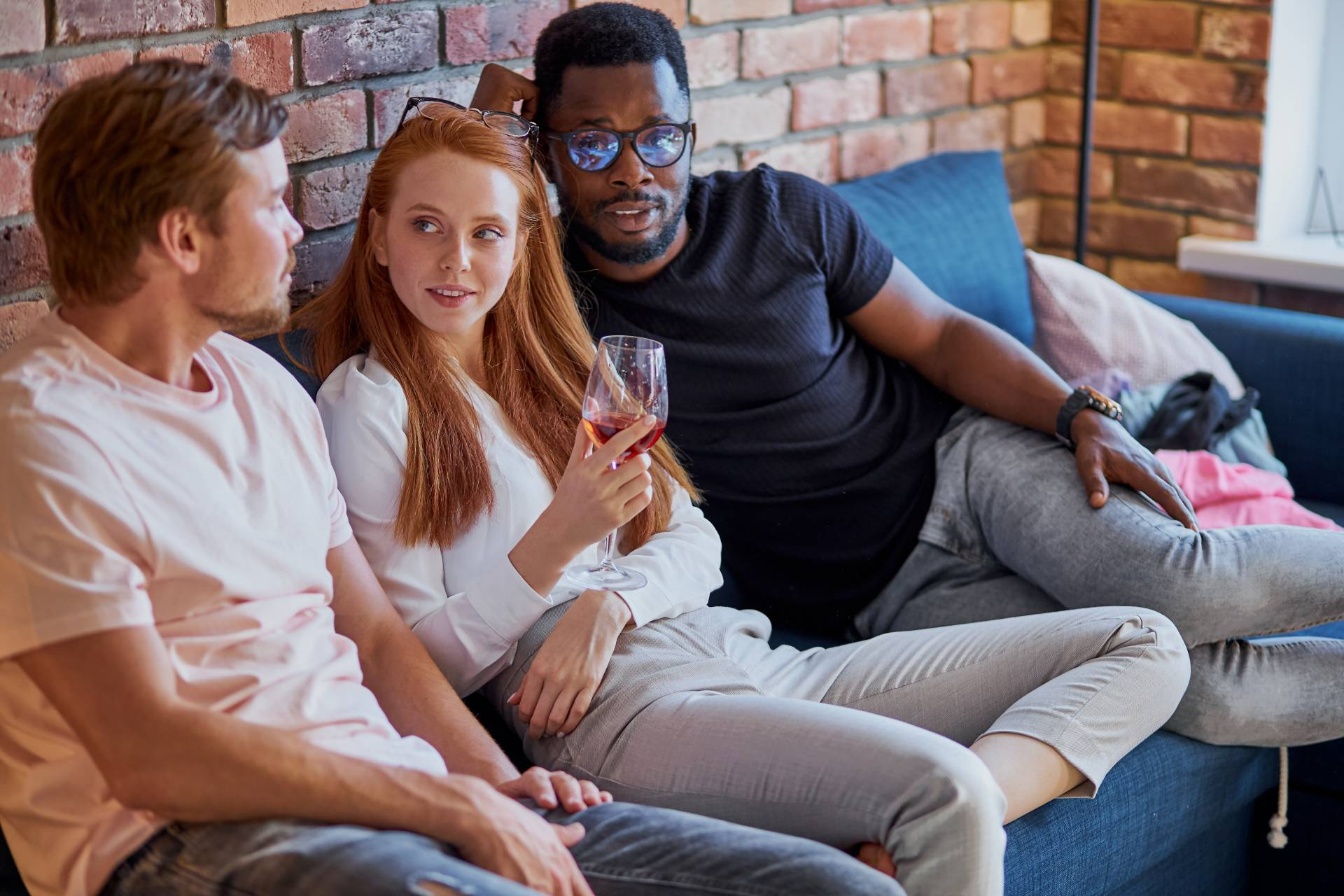 New Interview: Let's Talk About Non-Monogamous Relationships