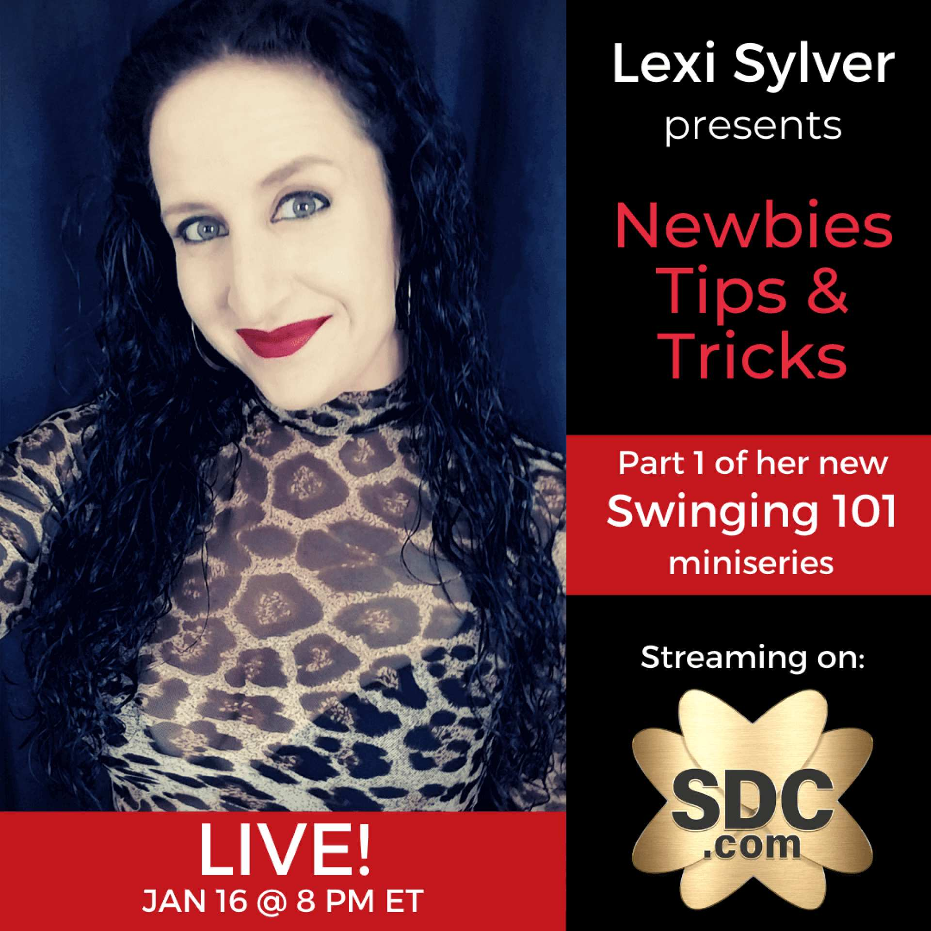Newbies Tips and Tricks Swinging 101 Lexi Sylver