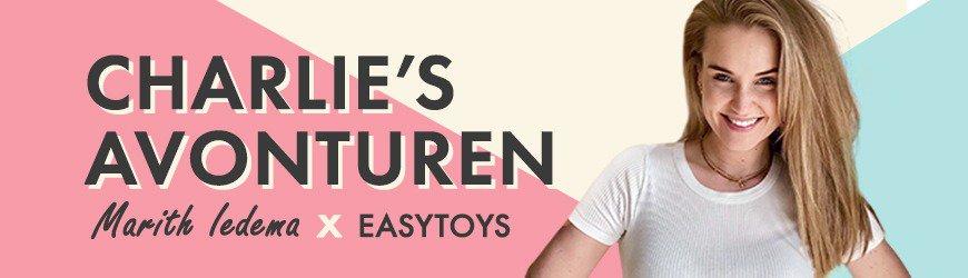 EasyToys x Marith Iedema podcast: Charlie's avonturen