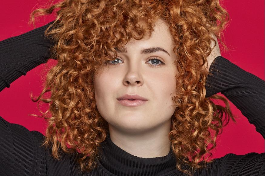 Fabiënne Schriek (26). Taboebreker van beroep