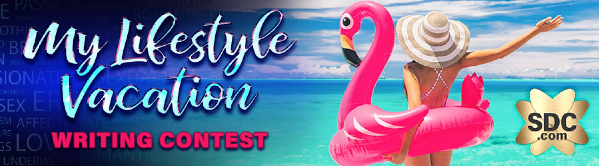 SDC Lifestyle Vacation Erotic Writing Contest Swinger Stories