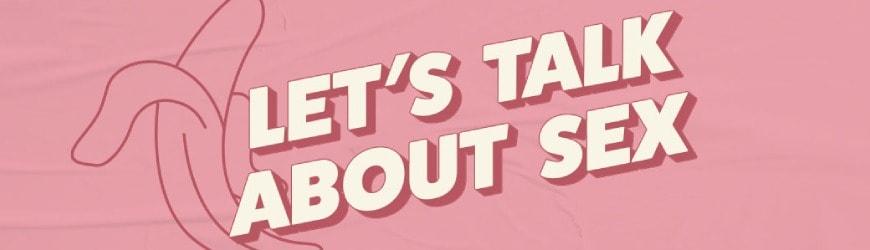 NIEUWE SERIE: Let's Talk About Sex – met Yasmin Karssing