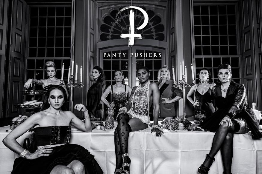 Panty Pushers: sexy kent geen beperkingen