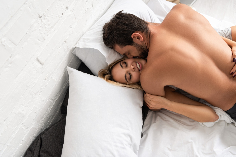 eerste keer seks op elkaar