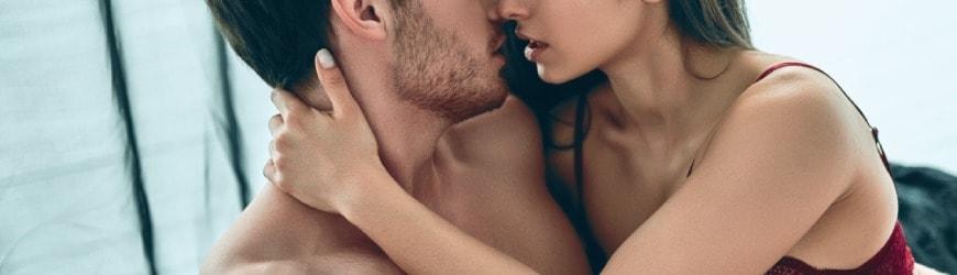 Erotisch verhaal – 'Spanning'