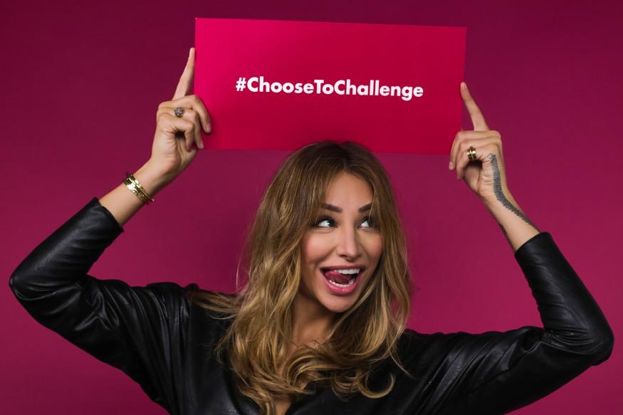 International Women's Day: ga de uitdaging aan