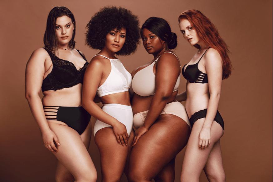 Plus size sexy lingerie: show je curves!