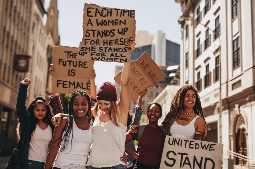 Seksuele emancipatie: 12 vrouwelijke vrijheidsstrijders