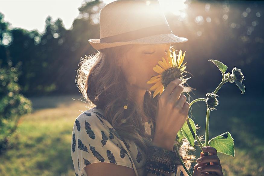 Bloei op in de lente der liefde!🌼