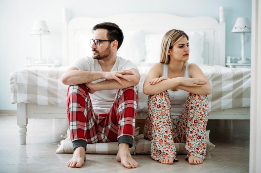 Geen zin in seks: hoe kan dat?