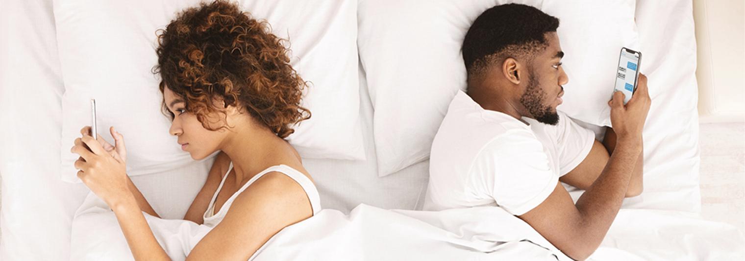 Minder seks door lockdown: mannen in een relatie grote verliezers als het gaat om voldoende fysiek contact