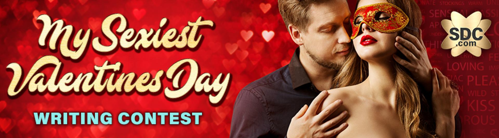 SDC's 2021 Sexiest Valentine's Day Erotic Writing Contest