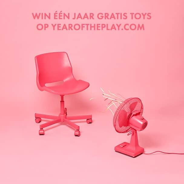 Year Of the PLAY quiz! Wat voor player ben jij? + WINACTIE! 🎉
