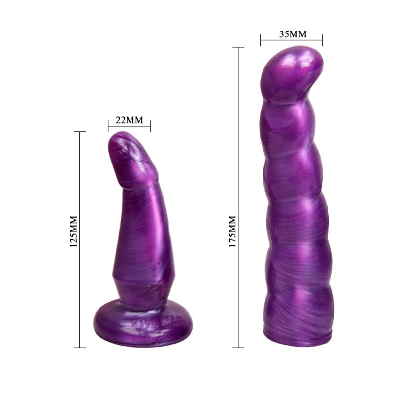 Strapon Double Realistic Dildo Anal Ultra Elastic Harness Belt Strap On Dildo Strap-ons dildos Adult Sex Toys for Lesbian Woman