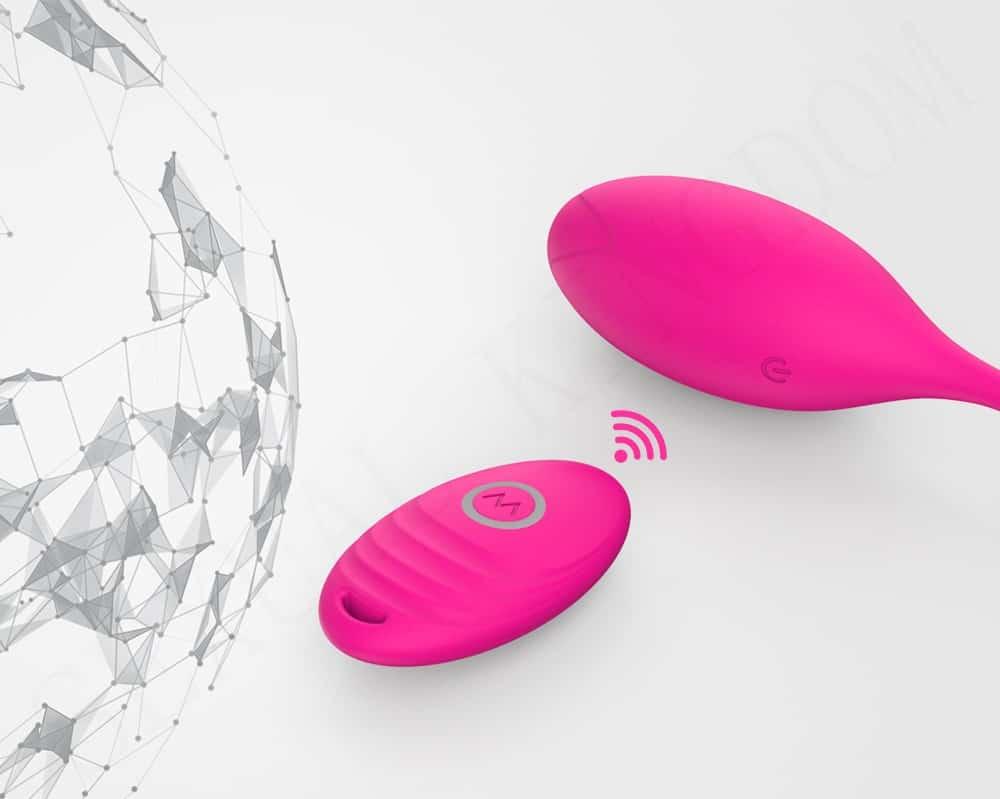 Remote Control Jump Egg Vibrator Kegel Ball Exercise Vagina G-spot Clit Stimulator Female Masturbator Adult Sex Toys for Woman