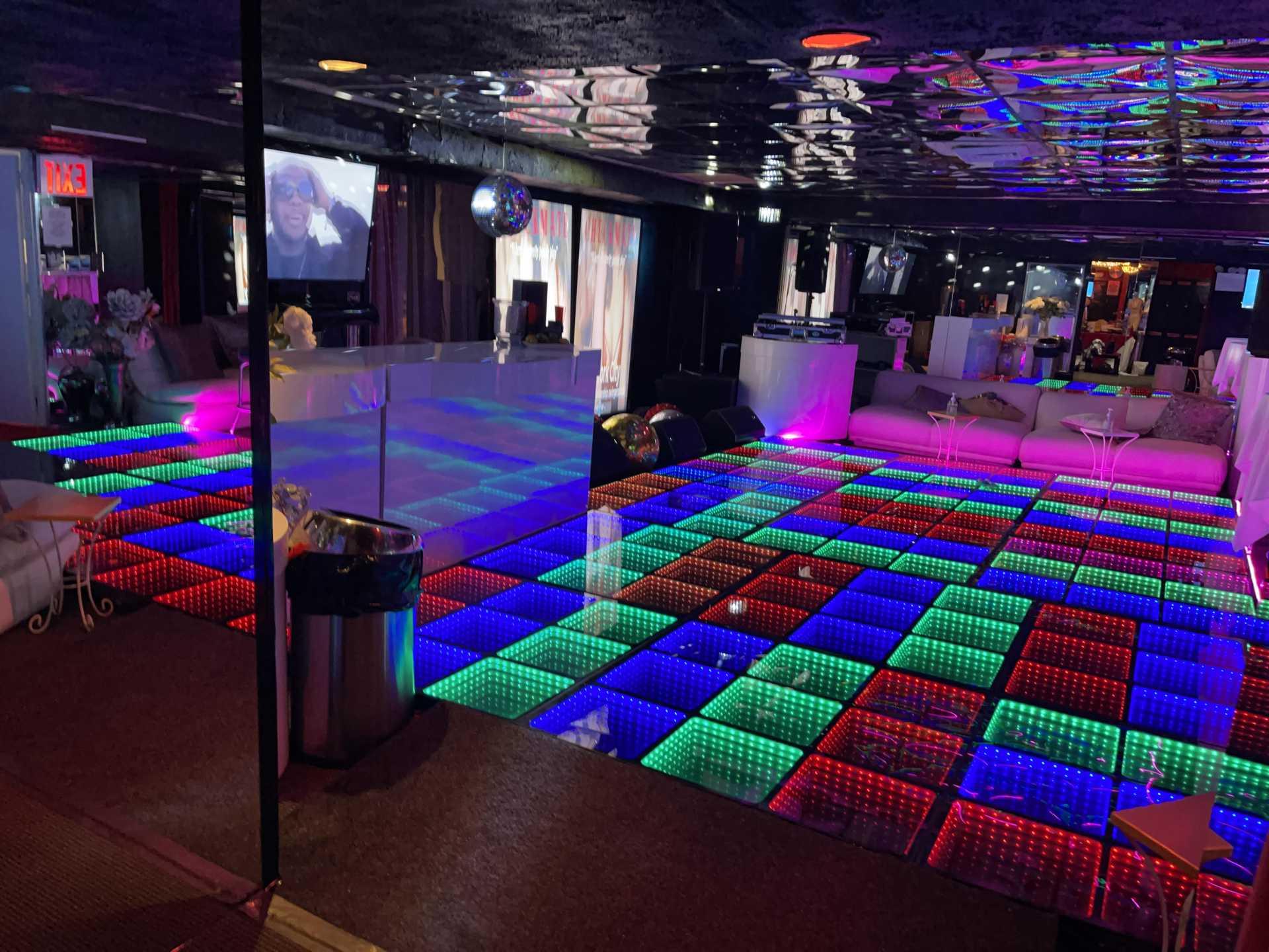 SDC Checkmate NYC Swinger Club Dance Floor