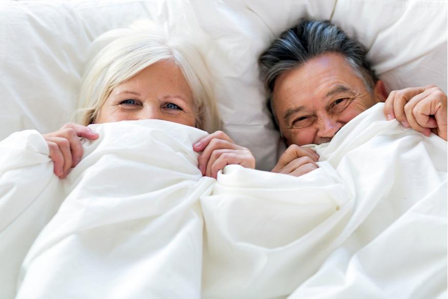 Seniorenseks: ongemakkelijk of doodnormaal?